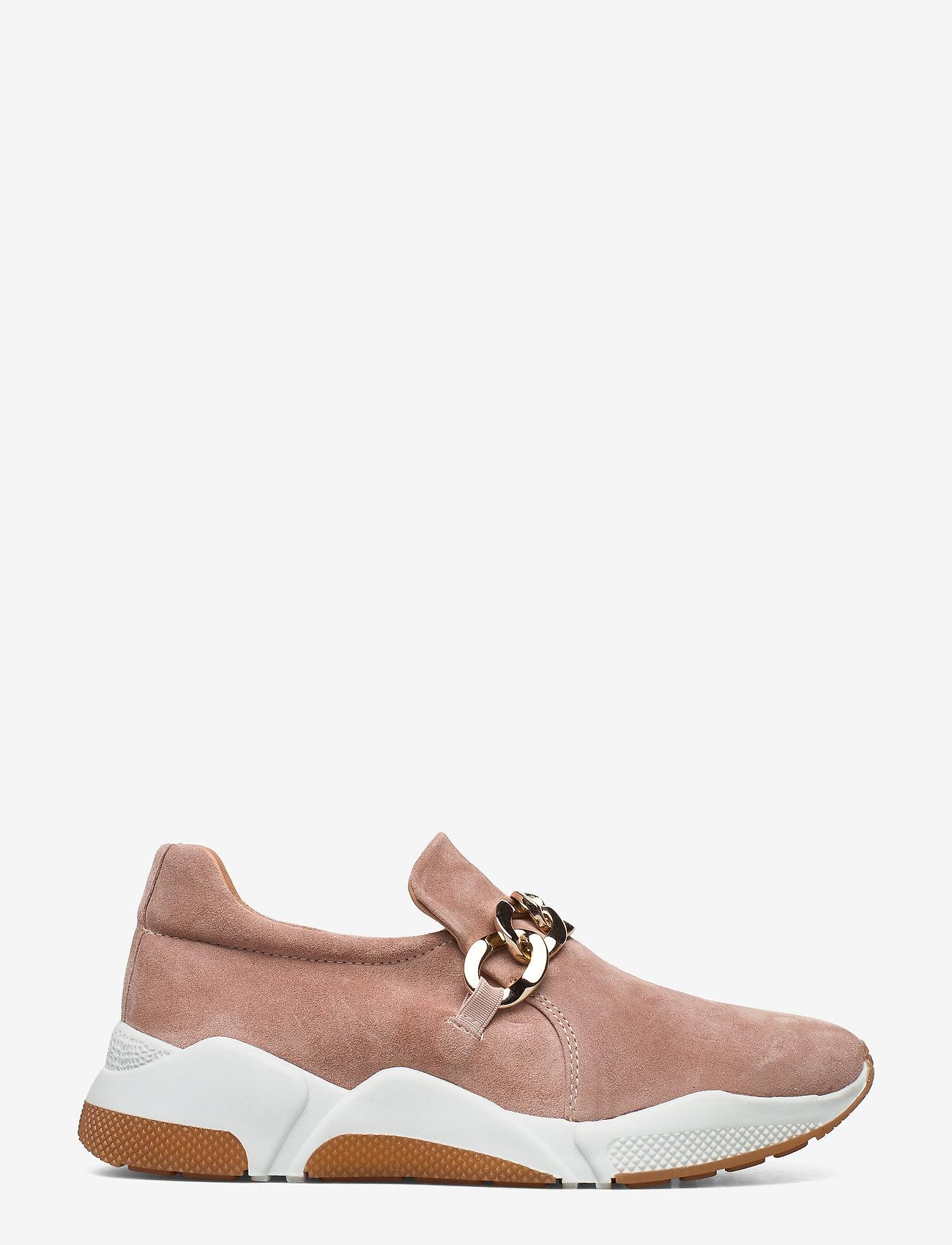 Billi Bi - Sport 4281 - slip-on sneakers - nude babysilk/gold 558 - 1