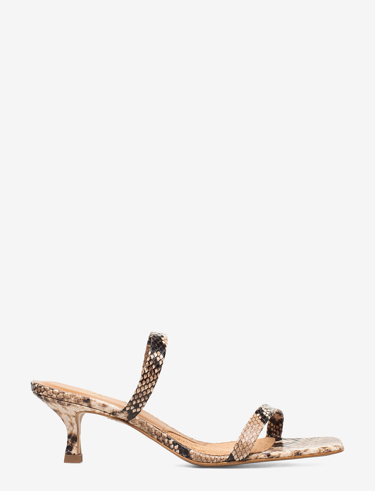 Billi Bi - Sandals 4480 - mules & slipins - beige 6071 snake 34 - 1
