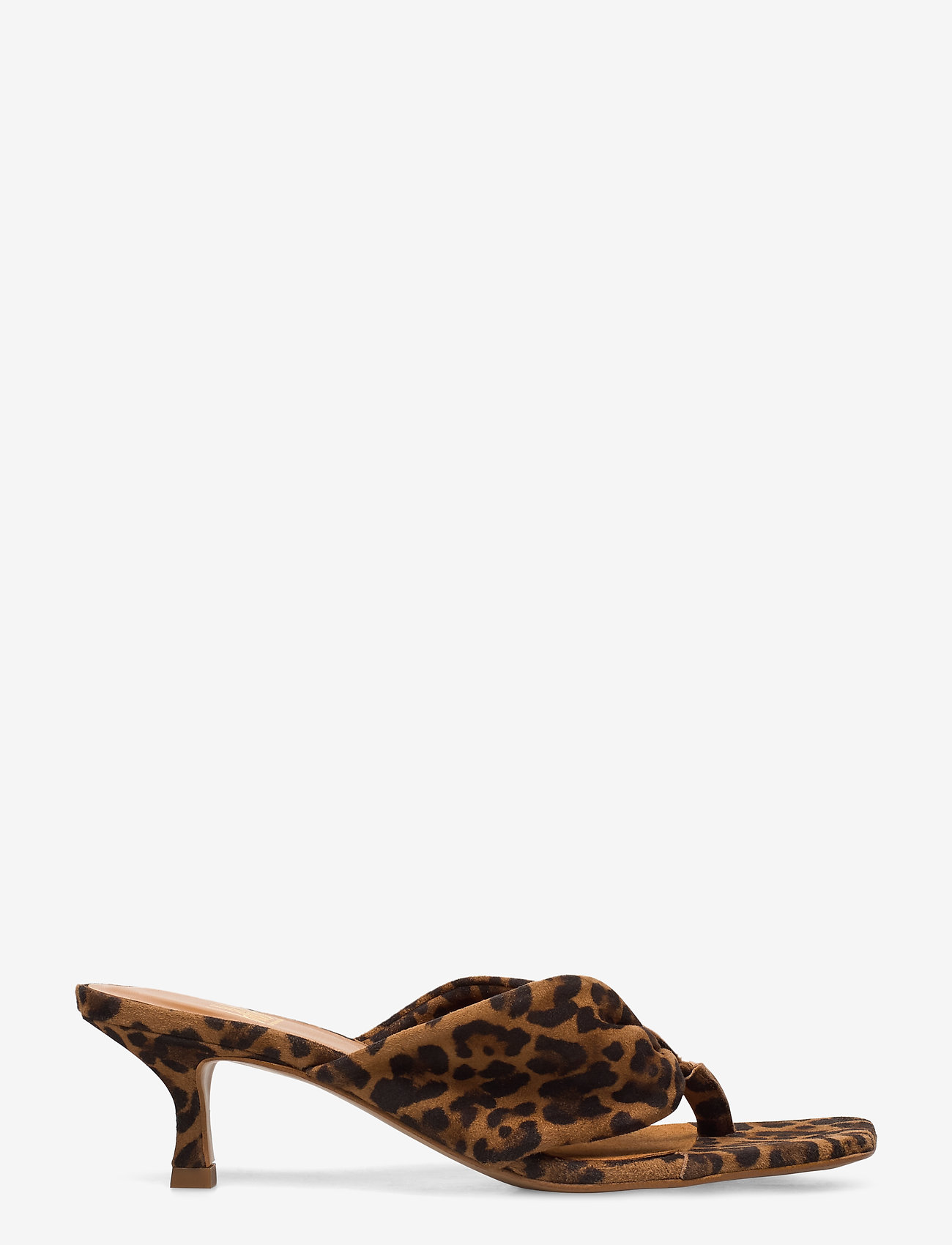 Billi Bi - Sandals 4614 - mules & slipins - jaguar cuoio suede 543 - 1