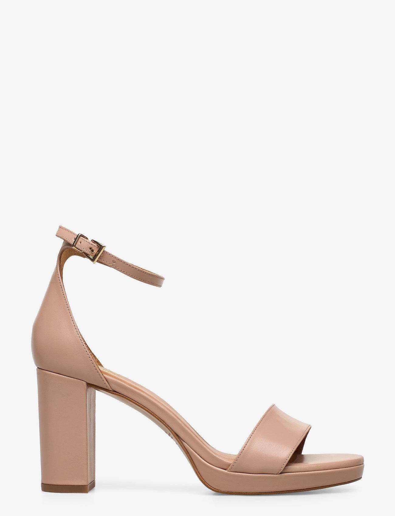 Billi Bi - Sandals 4671 - høyhælte sandaler - rose cipris calf 88 - 1