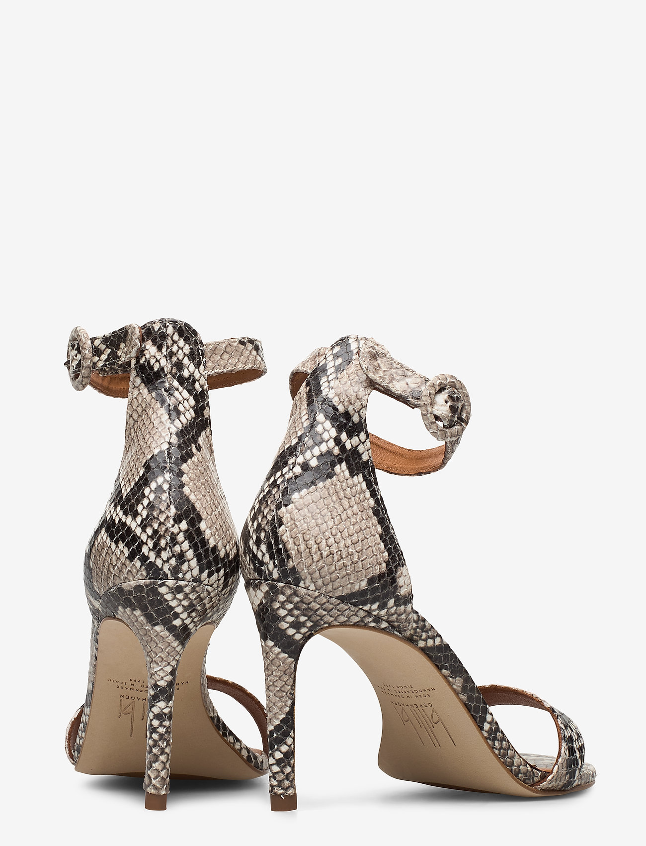 Sandals 4693 (Off White Snake R) - Billi Bi