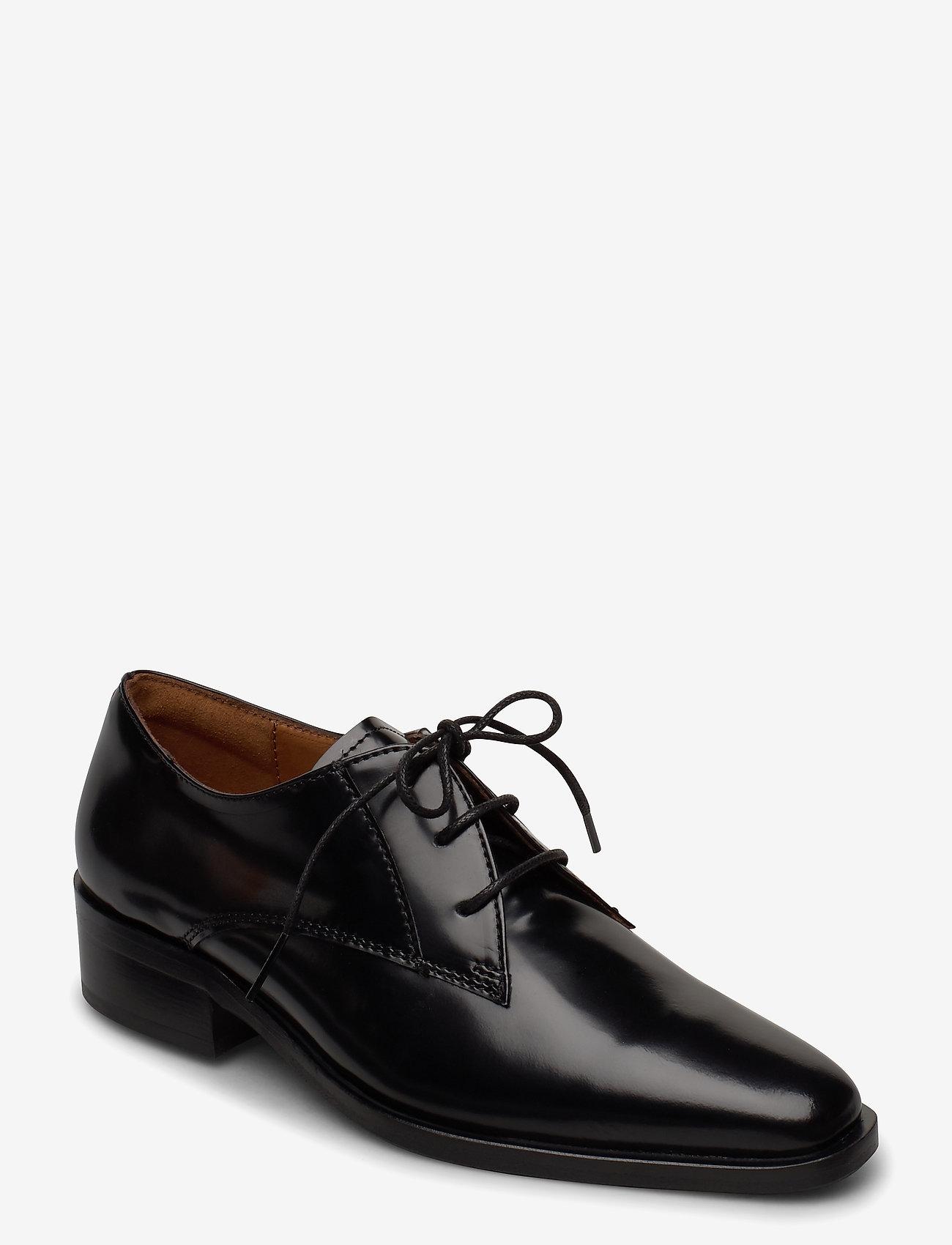 Billi Bi - Shoes 4700 - buty sznurowane - black polido  900 - 0
