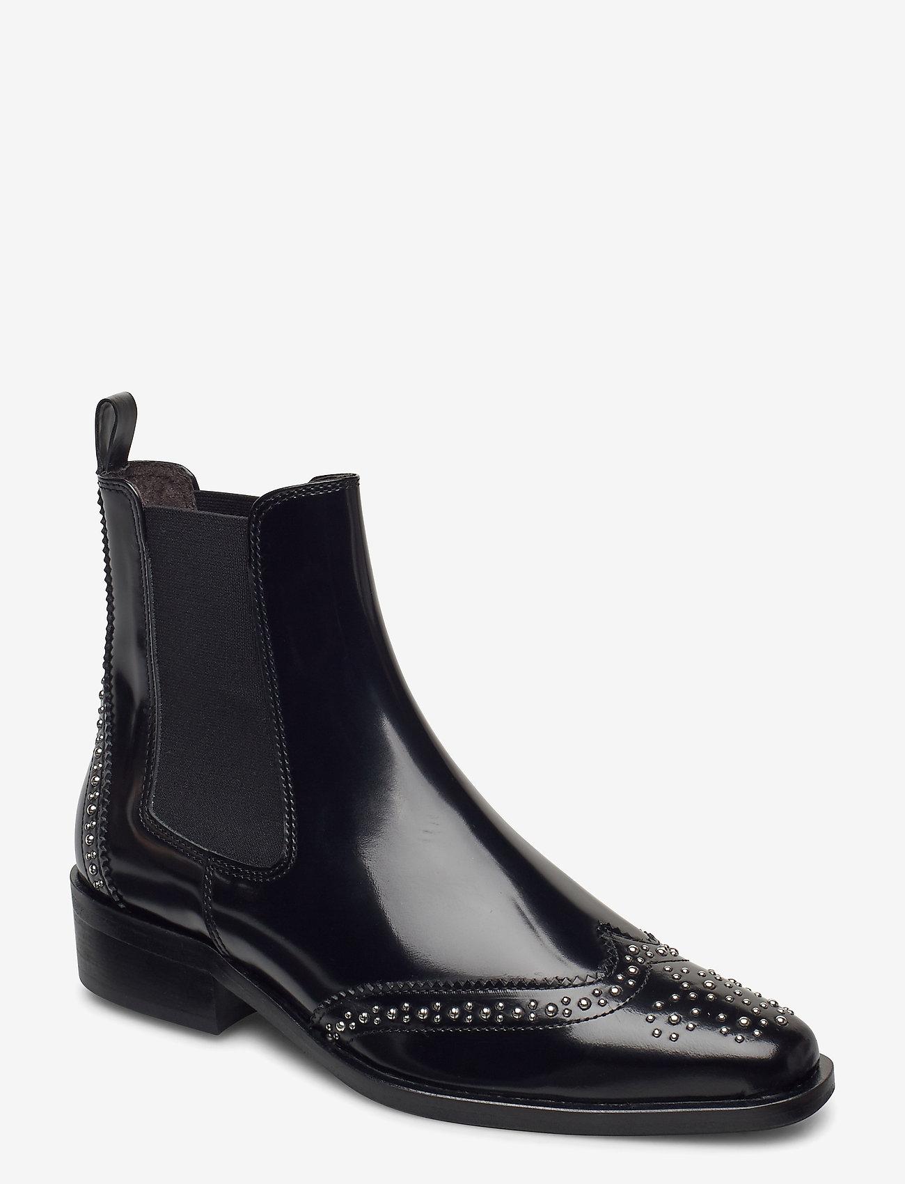 Billi Bi - Boots 4733 - chelsea boots - black polido  900 - 0