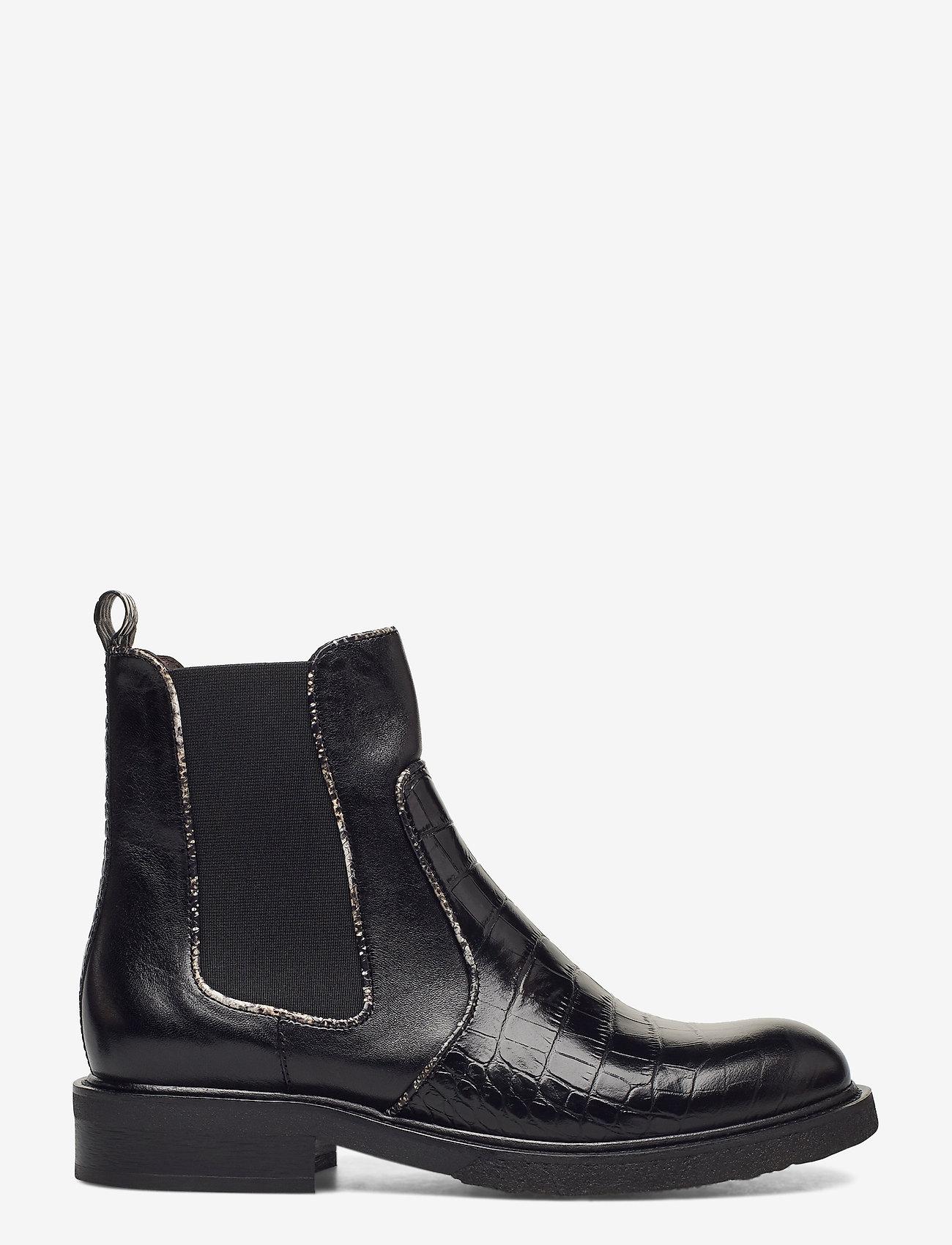Billi Bi - Boots 4759 - chelsea boots - black luisiana croco/bolik 010 - 1