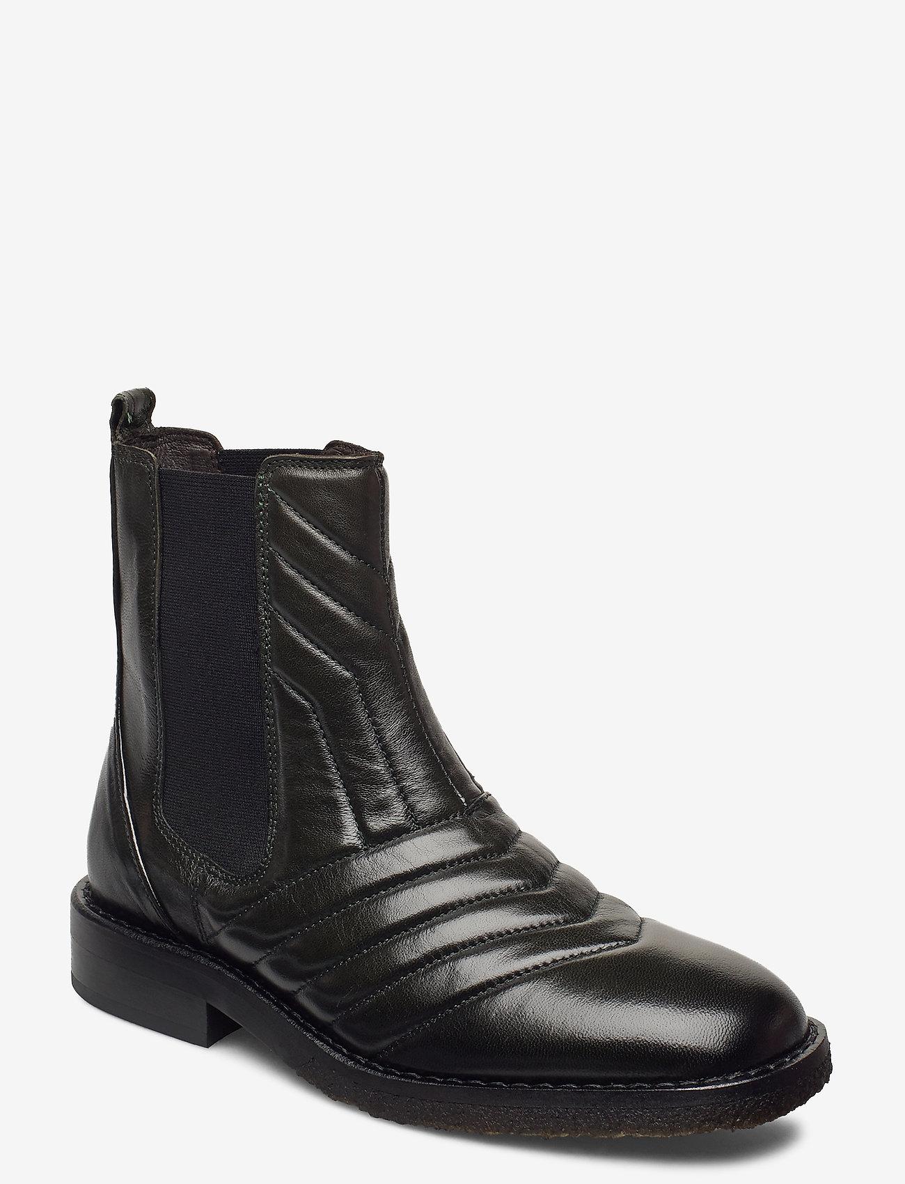 Billi Bi - Boots 4843 - chelsea boots - green nappa 76 - 0