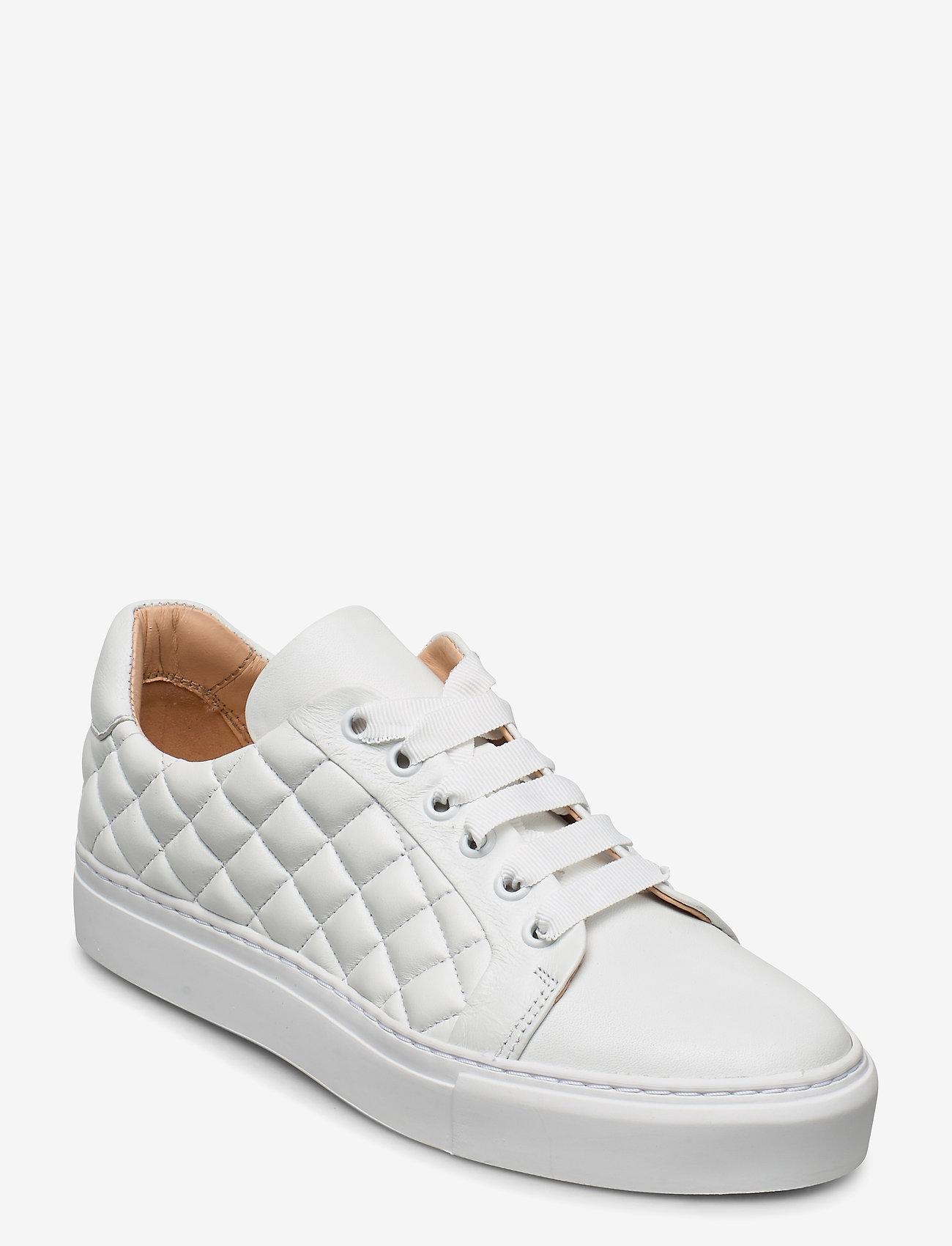 Billi Bi - Sport 4848 - sneakers med lav ankel - white nappa 73 - 0