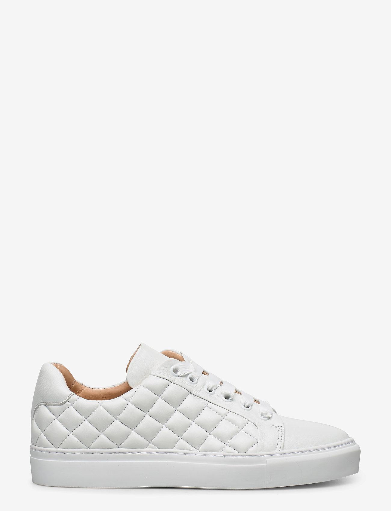 Billi Bi - Sport 4848 - sneakers med lav ankel - white nappa 73 - 1