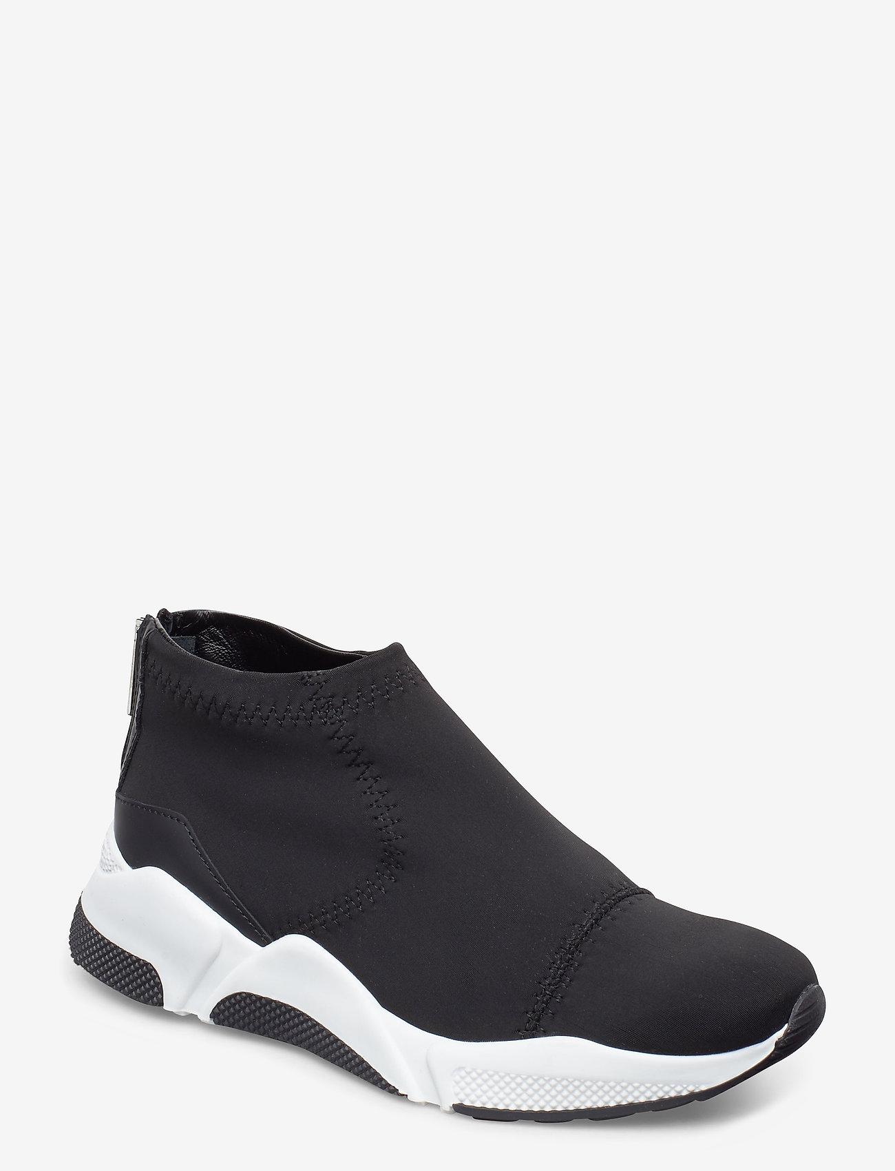 Billi Bi - Sport 4863 - slip-on sneakers - black lycra 100 - 0