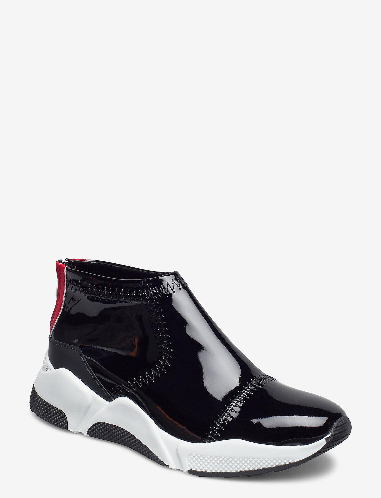 Billi Bi - Sport 4863 - slip-on sneakers - black patent 200 - 0