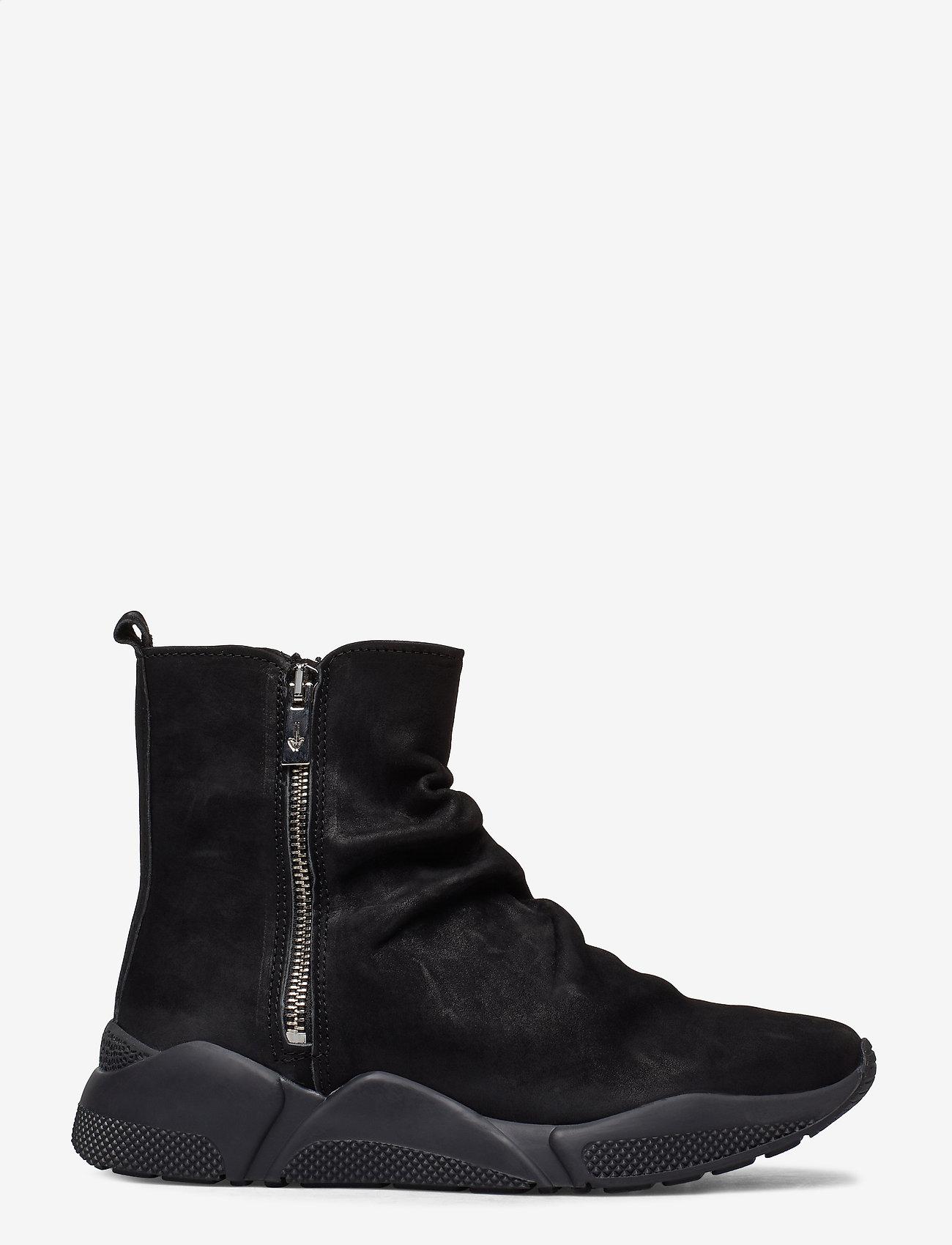 Billi Bi - Sport 4865 - sneakers med høy ankel - black varese/black sole 900 - 1