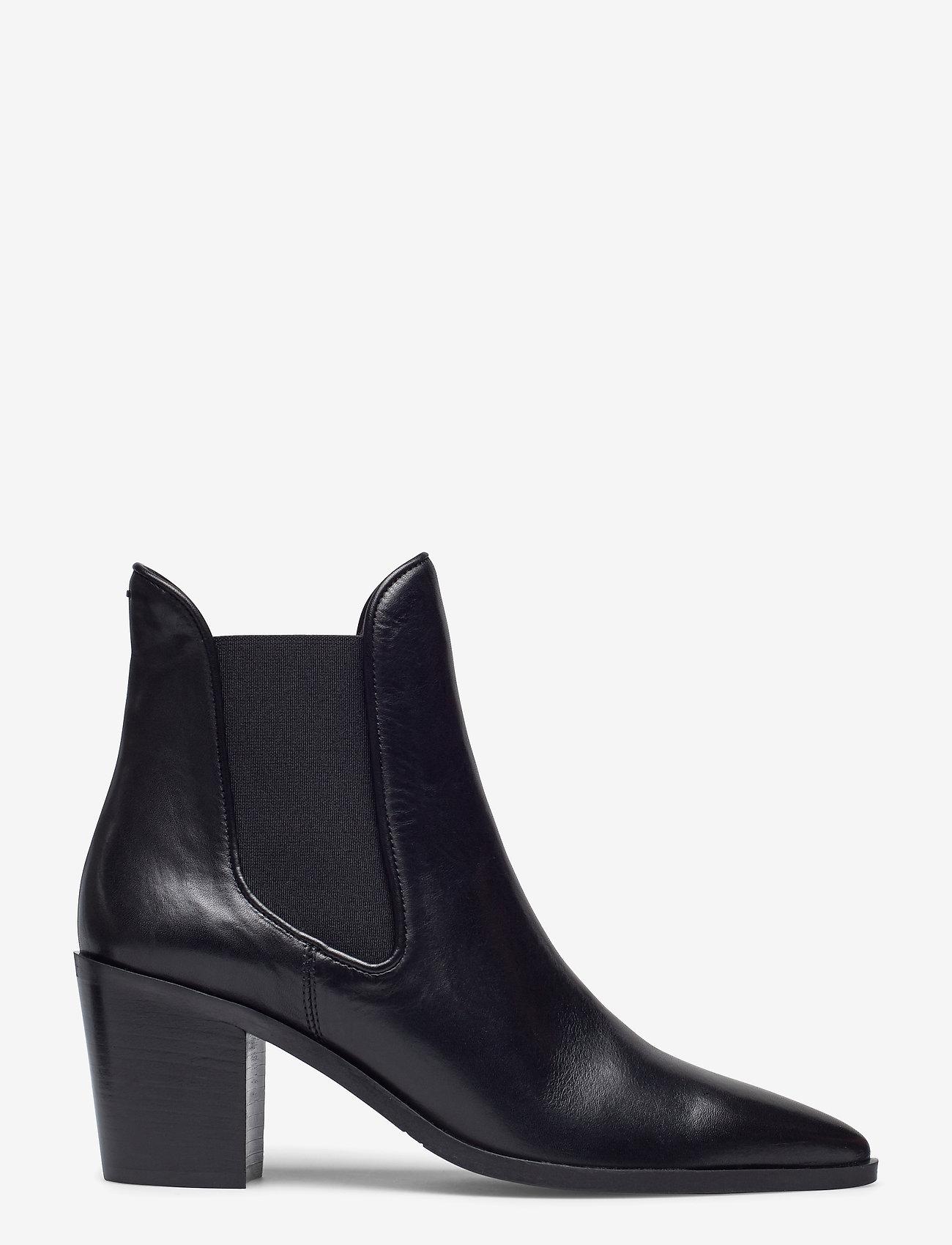 Boots 4942 (Black Calf 80) - Billi Bi oDrR6j