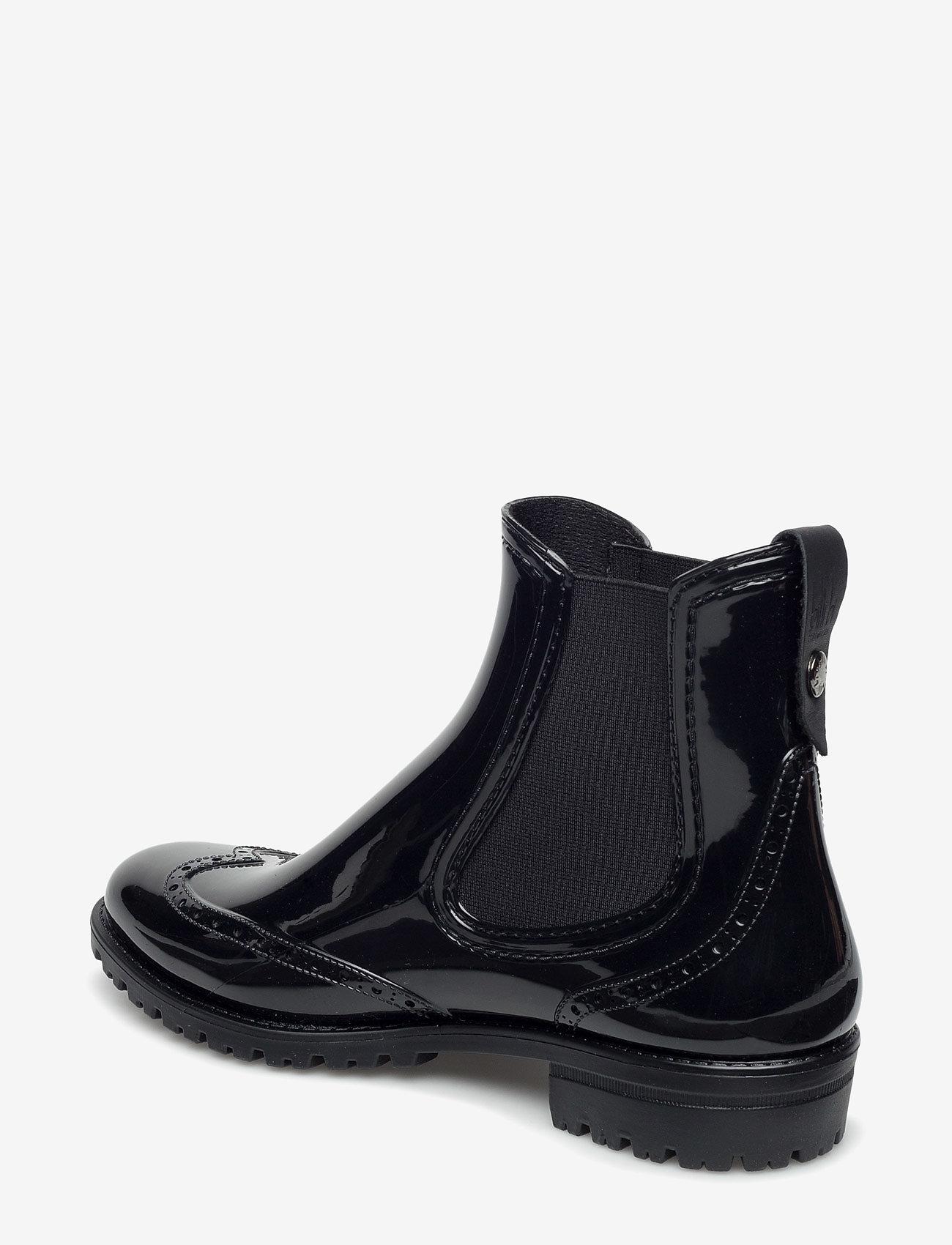 Rain Boots (Black Shiny 40) - Billi Bi