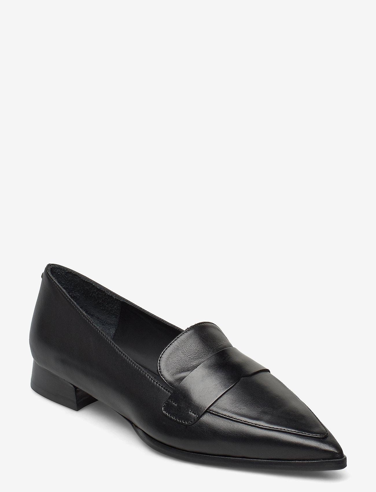 Billi Bi - Shoes 5001 - mokasyny - black calf 80 - 0