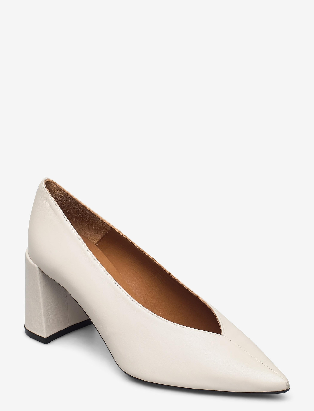 Billi Bi - Pumps 5061 - classic pumps - white 2582 nappa 73 - 0