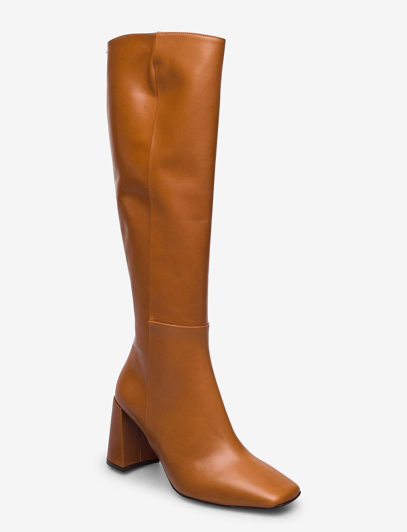 Billi Bi - Long Boots 5123 - lange laarzen - cognac 456 calf 85 - 0