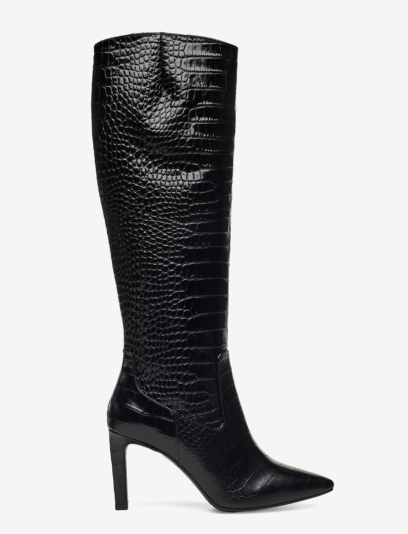 Billi Bi - Long Boots 5234 - höga stövlar - black luisiana croco  10 - 1