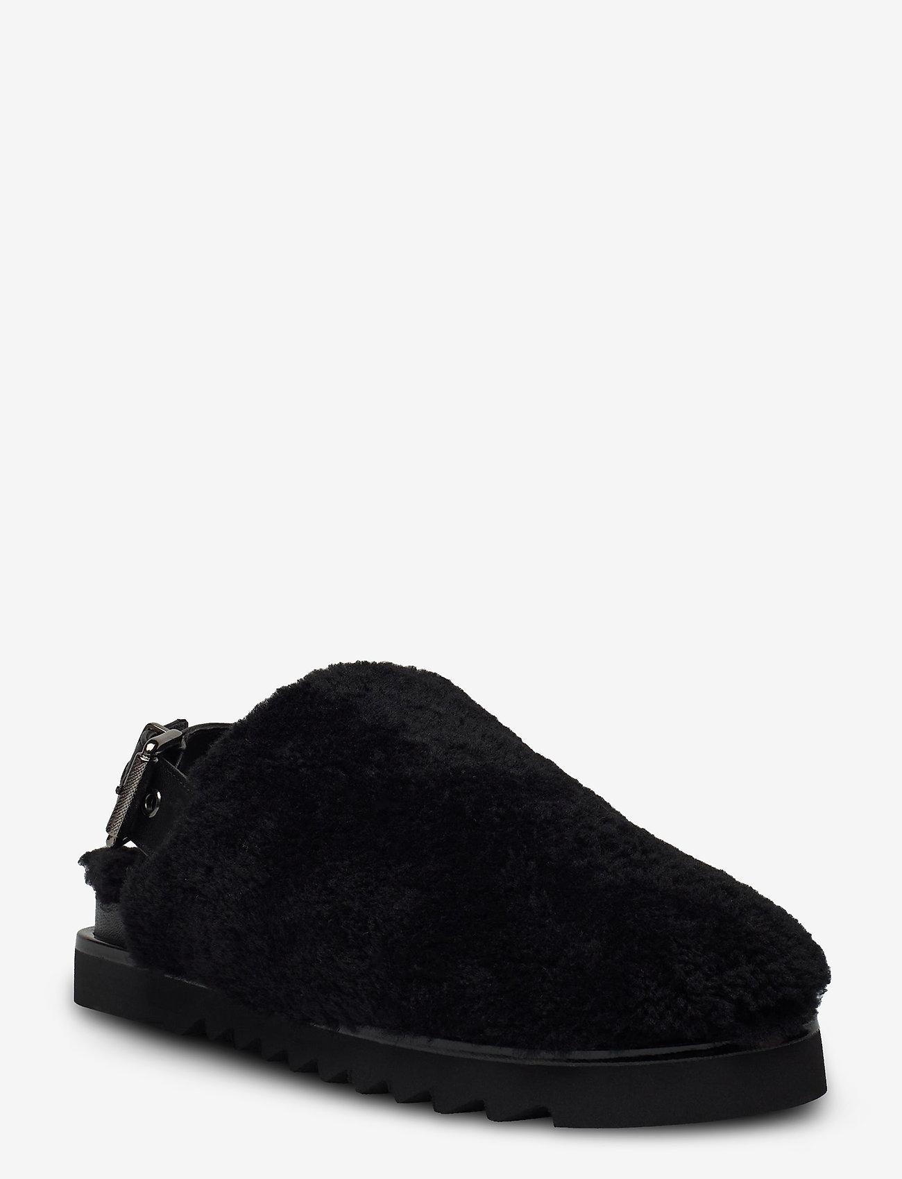 Billi Bi - Slipper  6070 - mules & slipins - black lamb/black sole 930 - 1