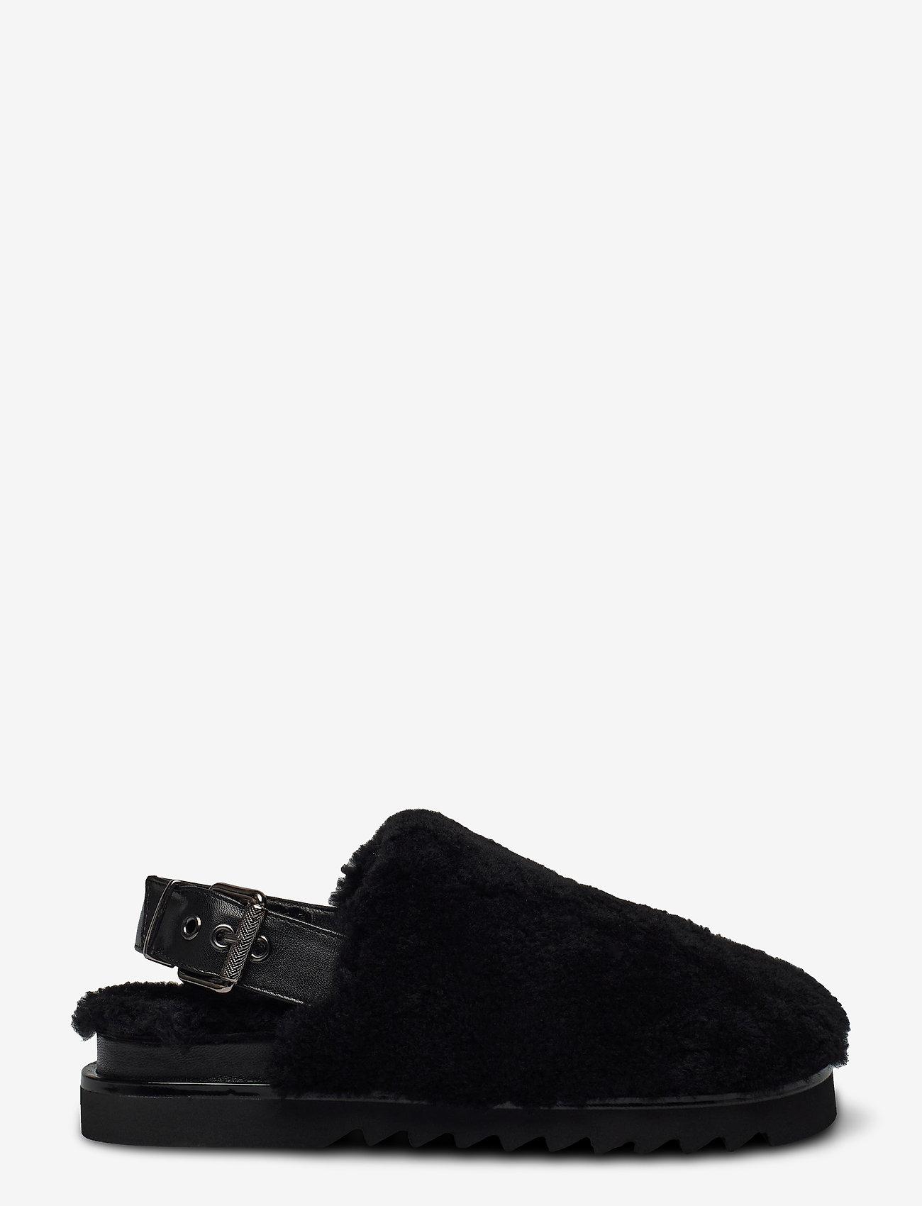 Billi Bi - Slipper  6070 - mules & slipins - black lamb/black sole 930 - 0
