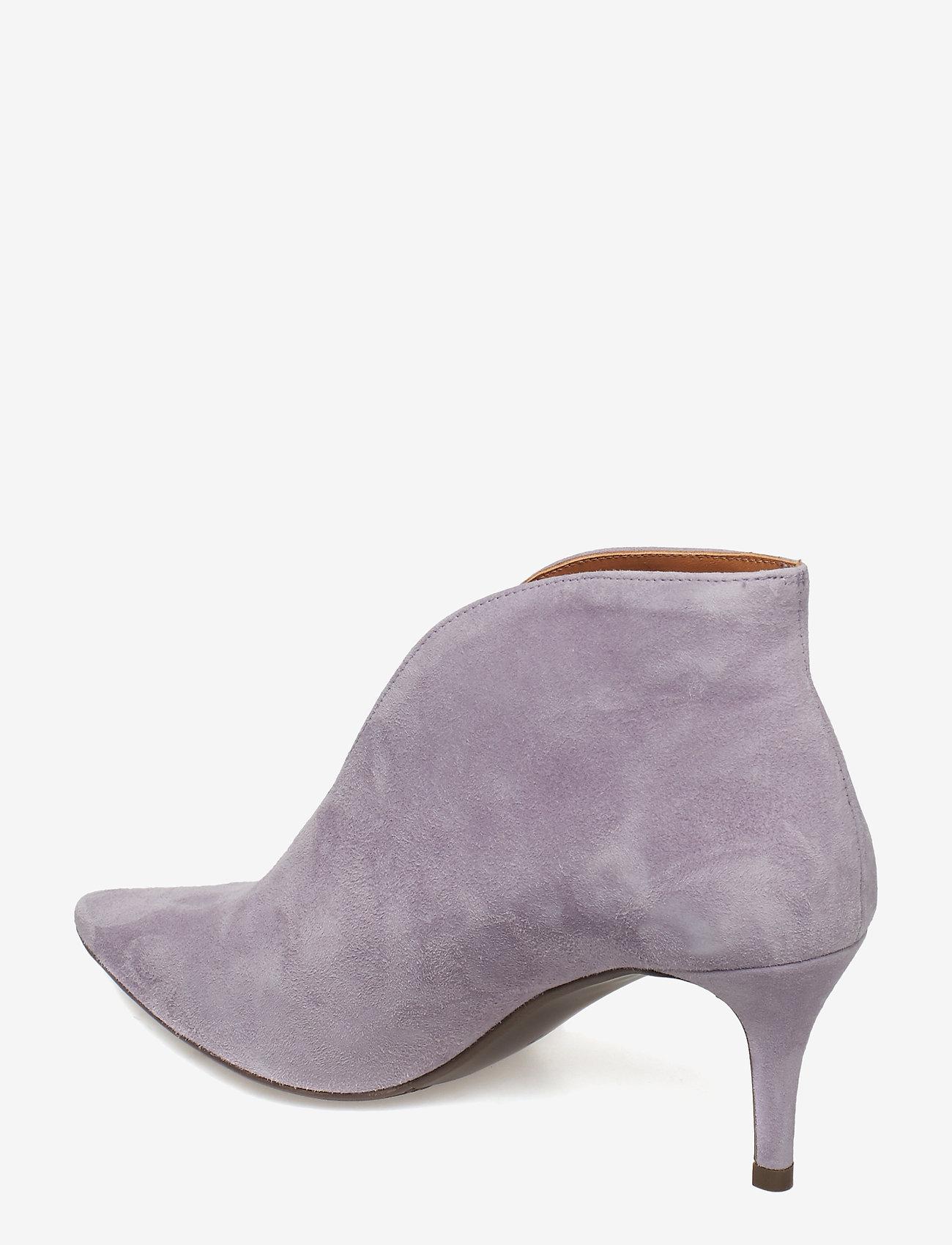 Boots (Lavender Marsiglia Suede 581) - Billi Bi