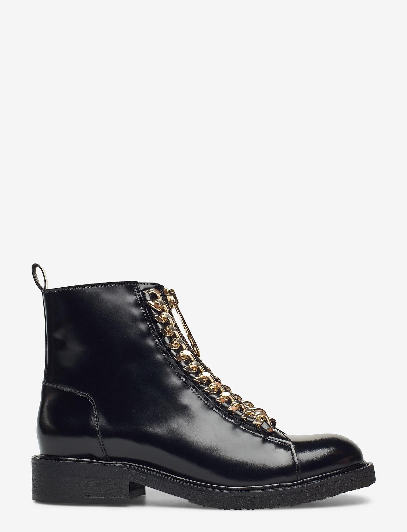 Boots 7428 (Black Polido/ Gold 902) (249 €) - Billi Bi EtX7x