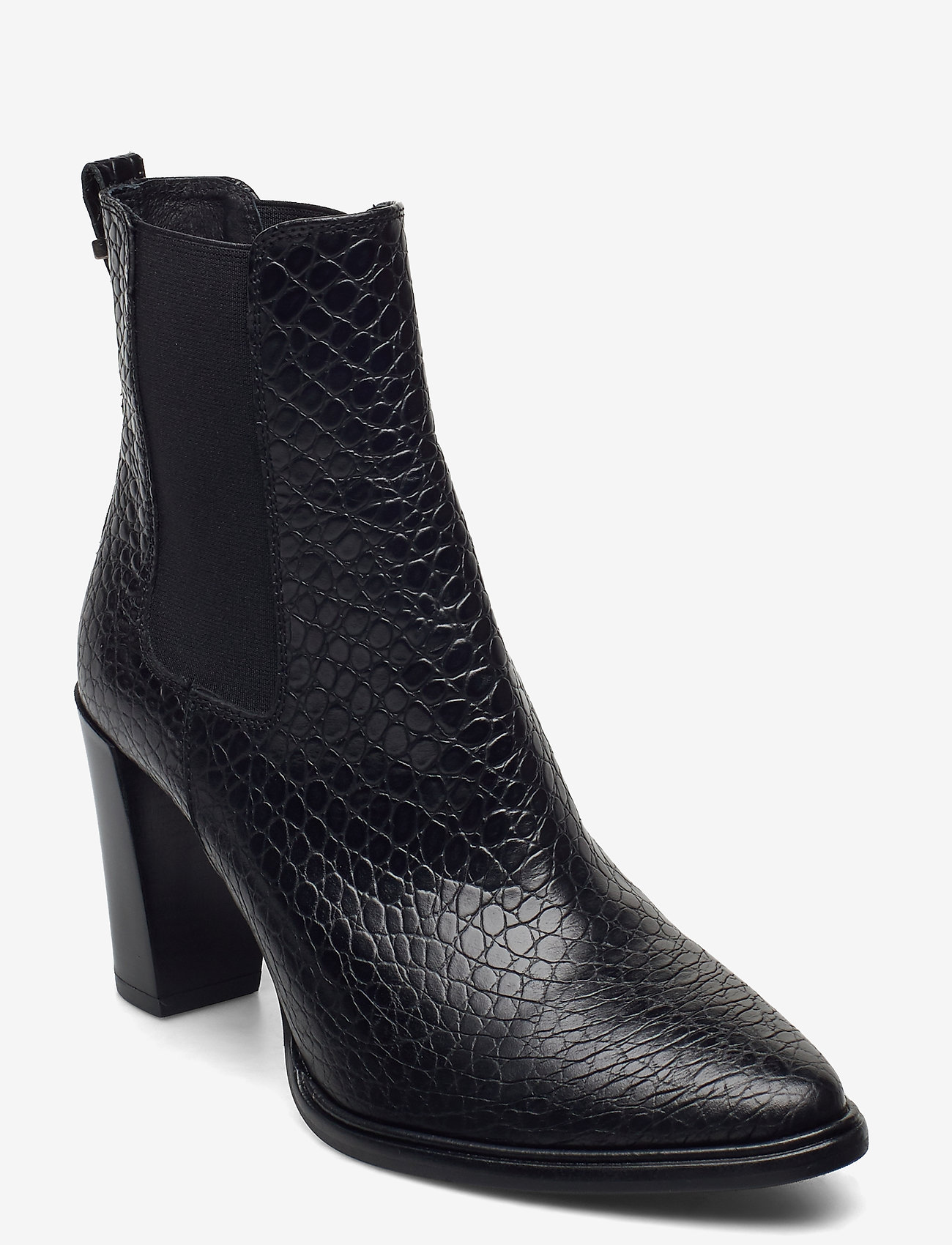 Billi Bi - Boots 7792 - enkellaarsjes met hak - black yango 10 - 0