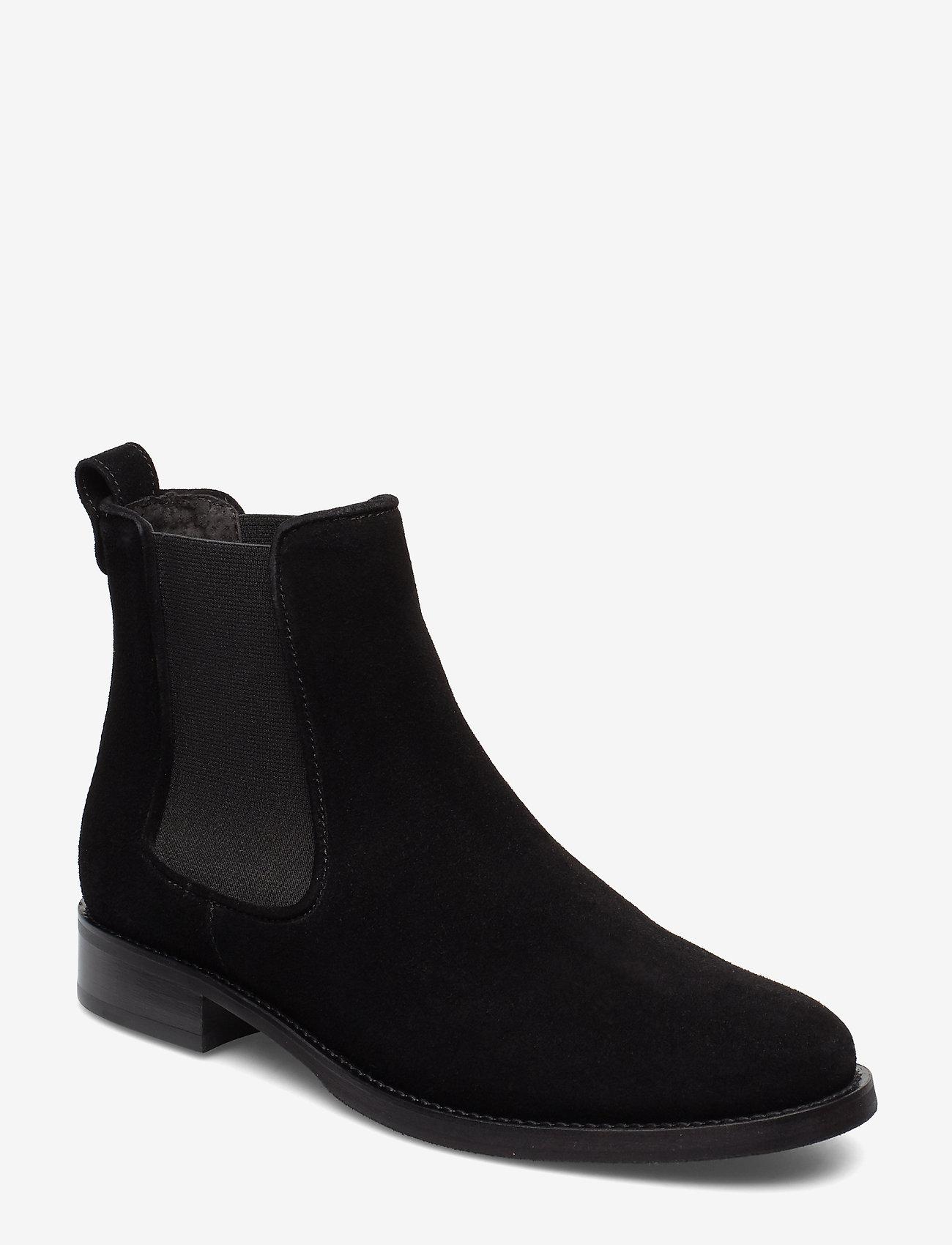 Billi Bi - Boots 7913 - chelsea boots - black suede 50 p - 0
