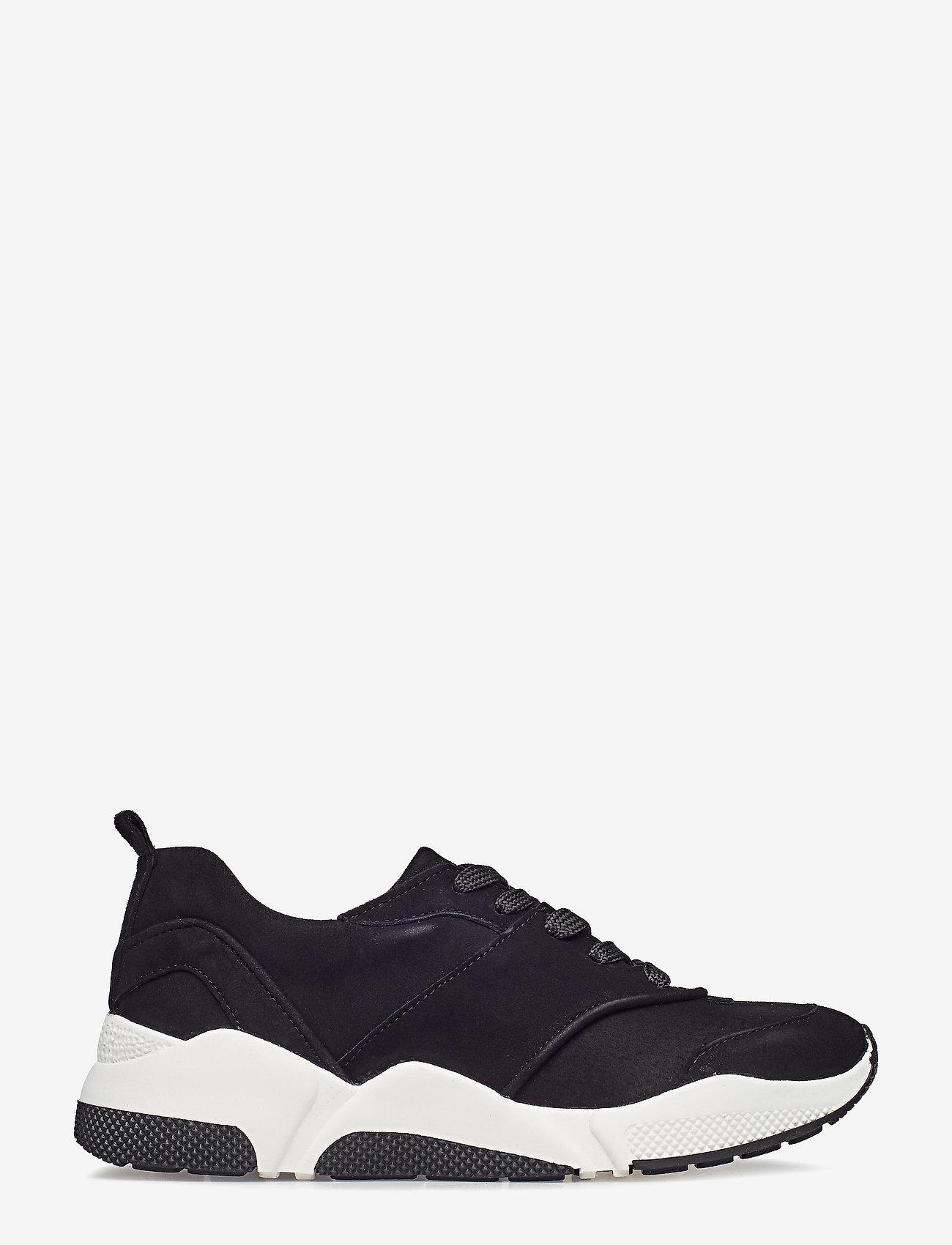 Billi Bi - Sport 8840 - chunky sneakers - black suede 500 - 1