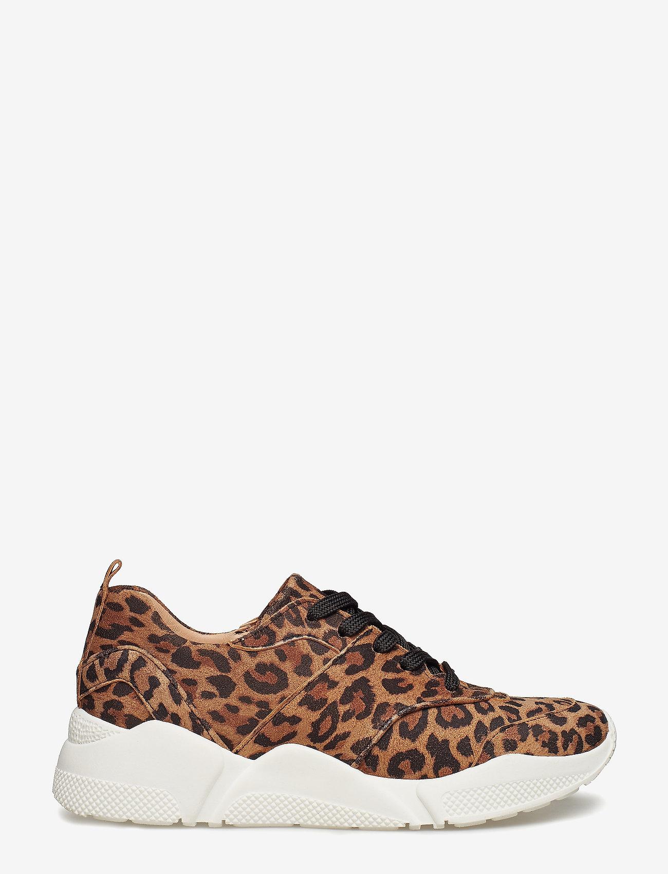 Billi Bi - Sport 8840 - chunky sneakers - leopardo suede 542