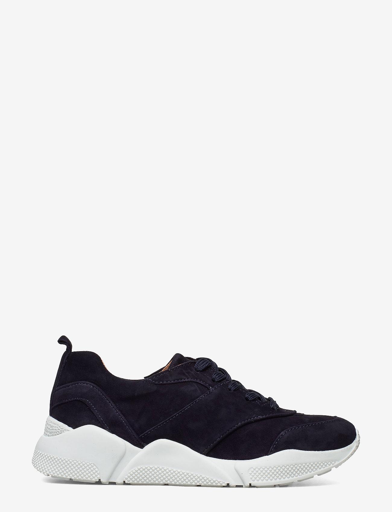 Billi Bi - Sport 8840 - chunky sneakers - navy suede 511 - 1