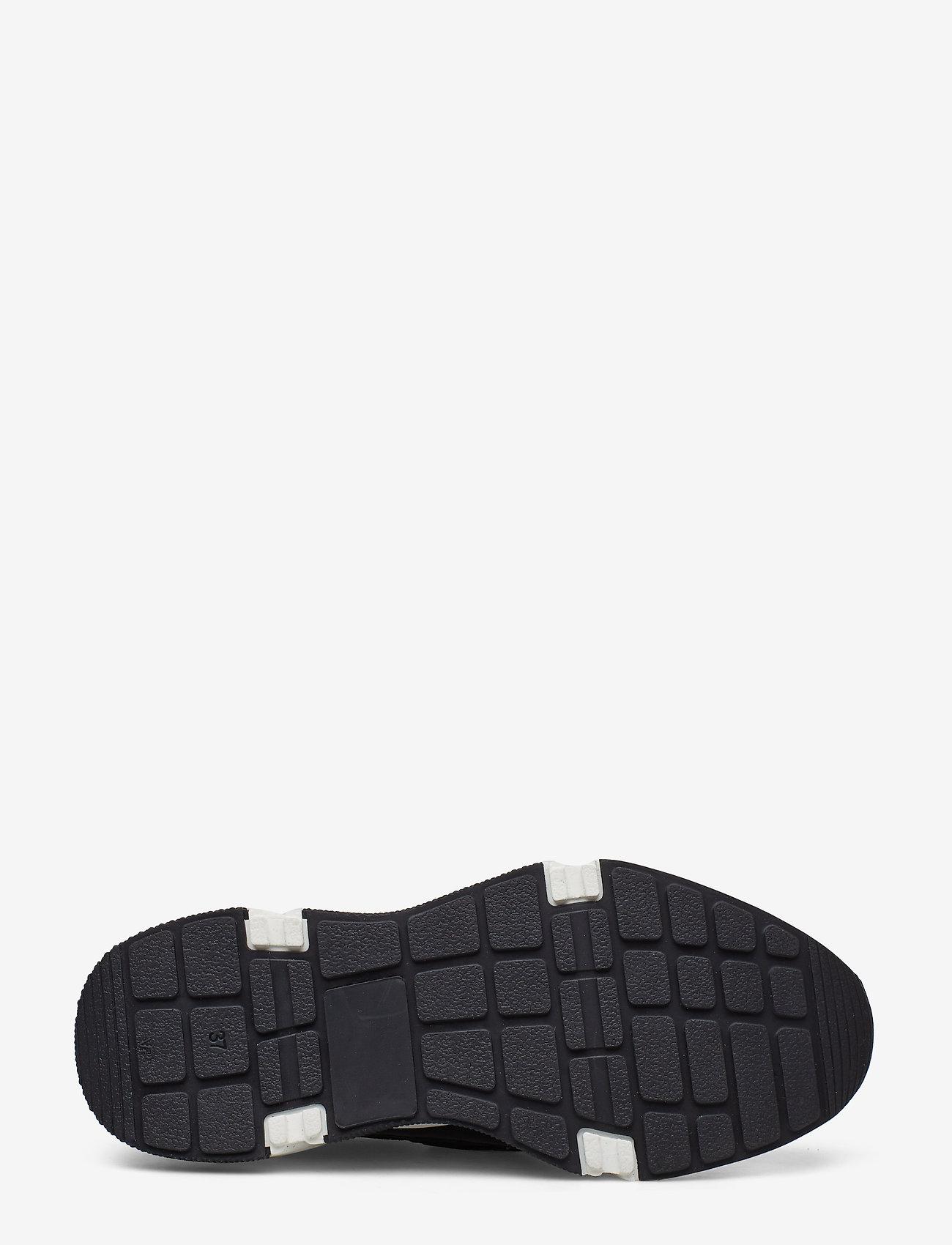Shoes 8841 (Black/bottle Green Comb.956) - Billi Bi
