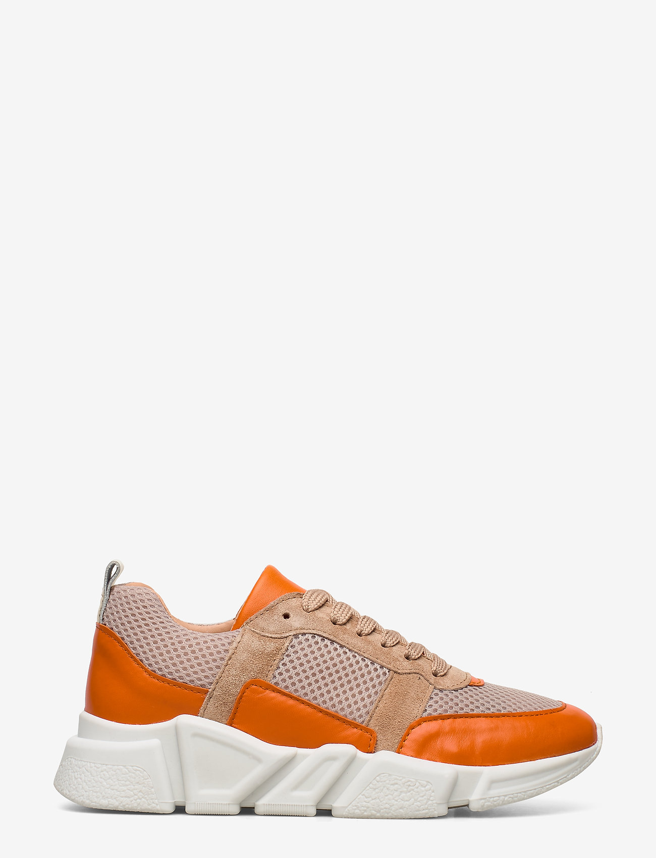Billi Bi - SHOES 8853 - chunky sneakers - orange/beige comb. - 1