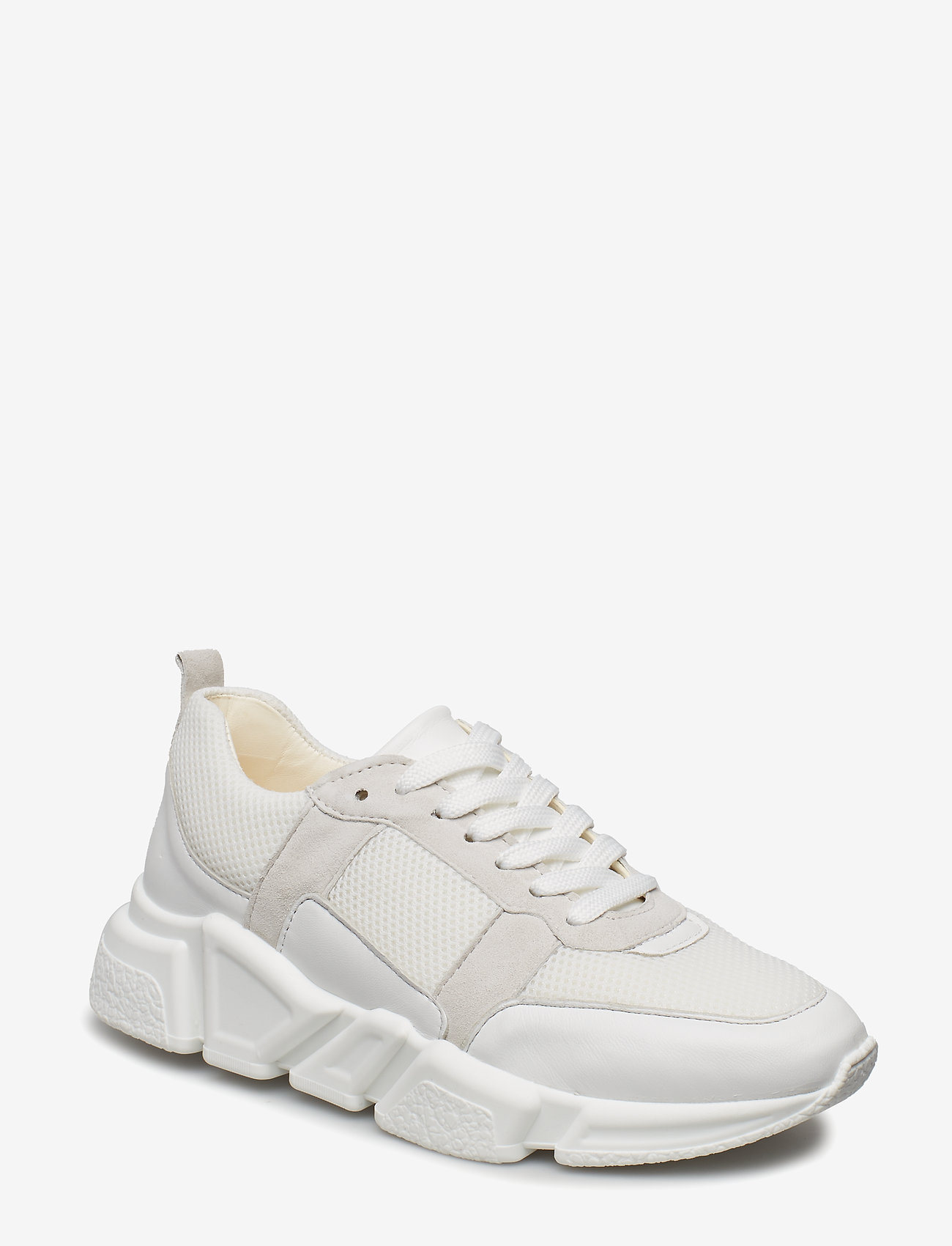 Billi Bi - SHOES 8853 - chunky sneakers - white comb. 793 - 0