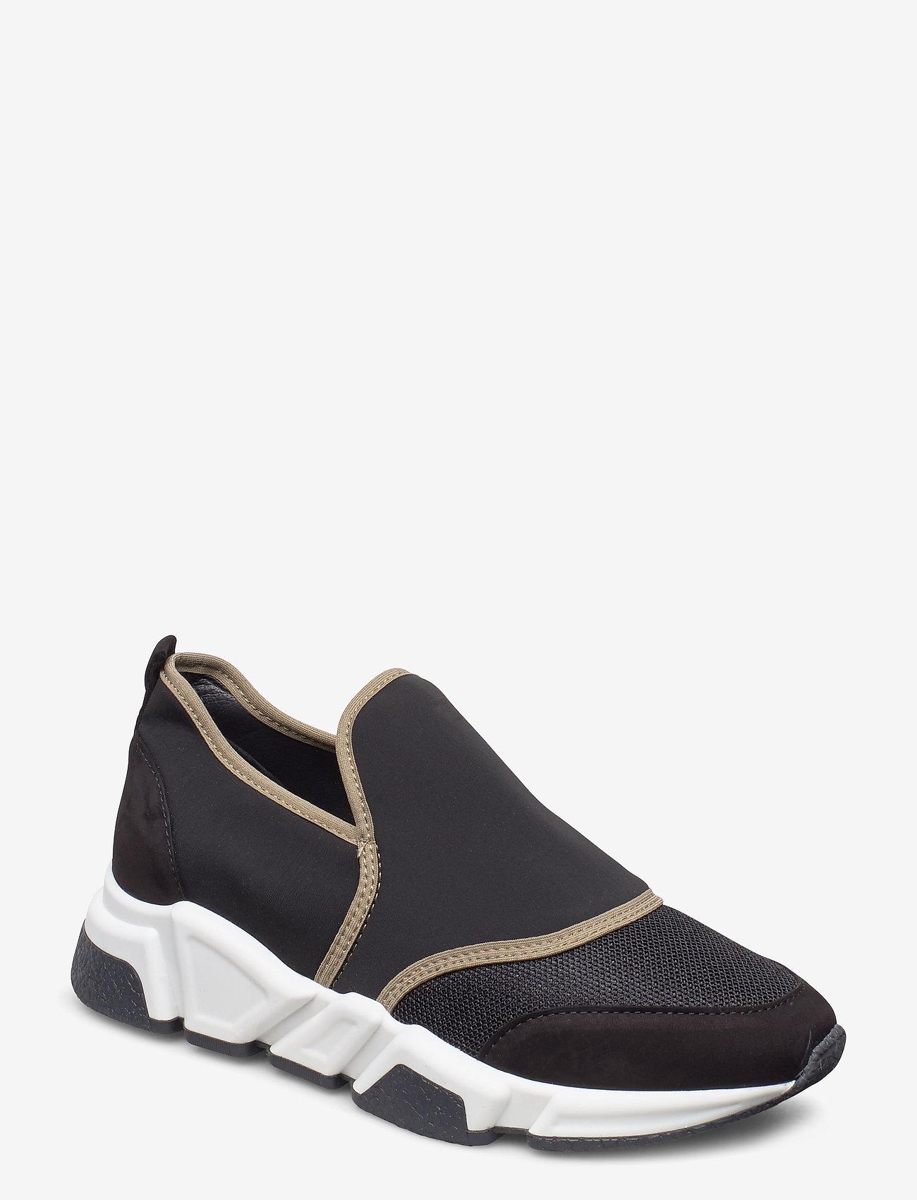 Billi Bi - Sport 8854 - sneakers med lav ankel - black/army comb. 970 - 0