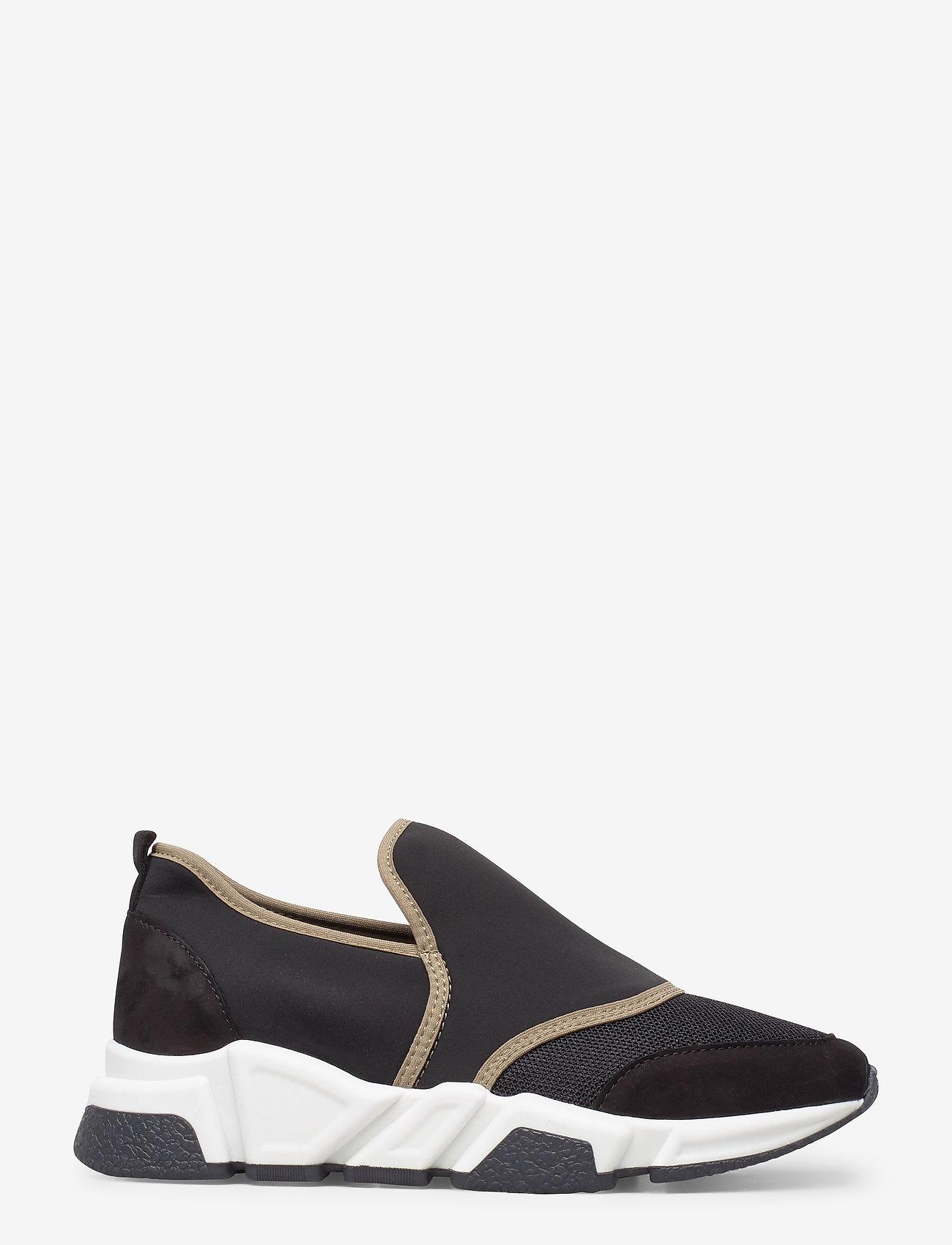 Billi Bi - Sport 8854 - sneakers med lav ankel - black/army comb. 970 - 1