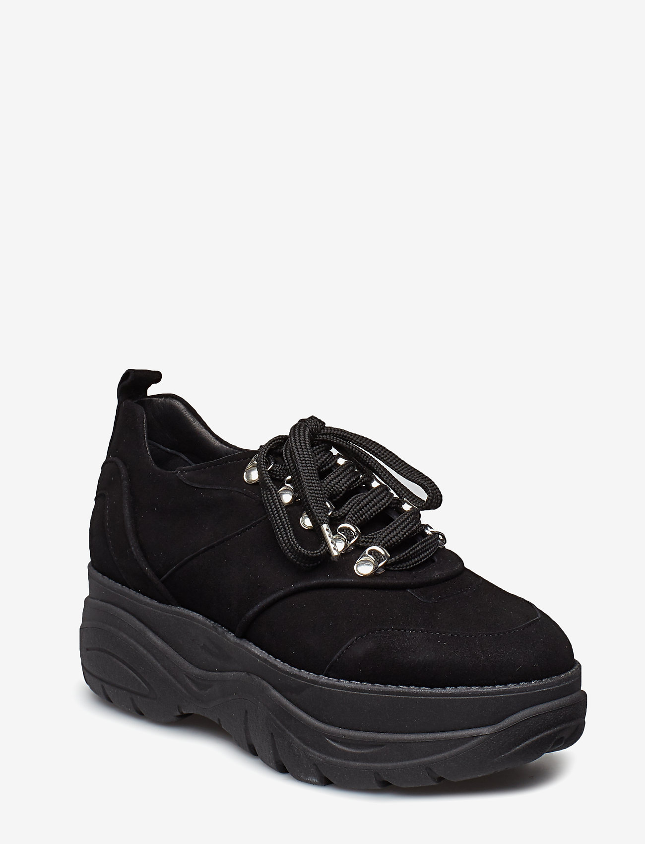 Billi Bi - Sport 8860 - chunky sneakers - black suede 500/black sole 500 - 0