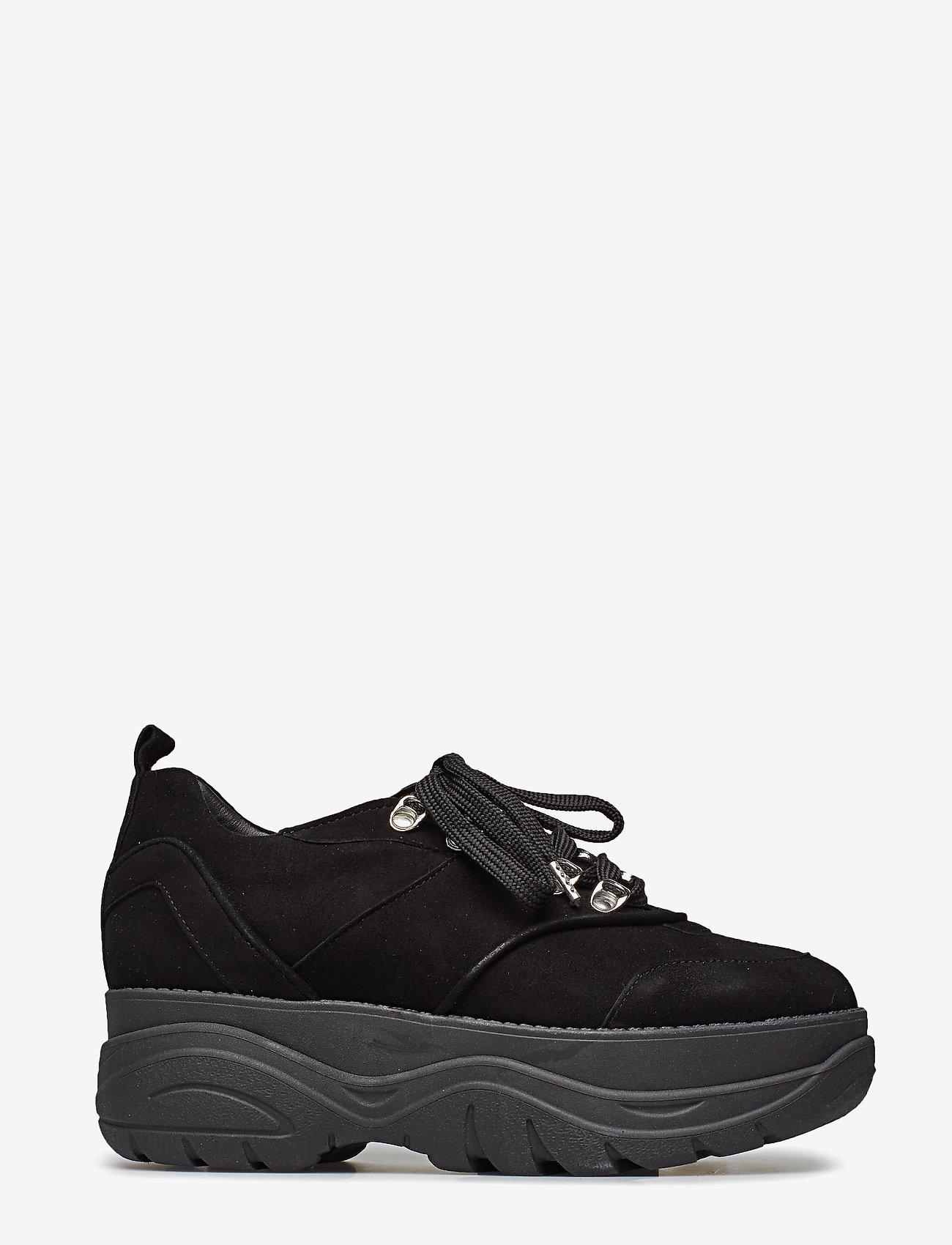 Billi Bi - Sport 8860 - chunky sneakers - black suede 500/black sole 500 - 1