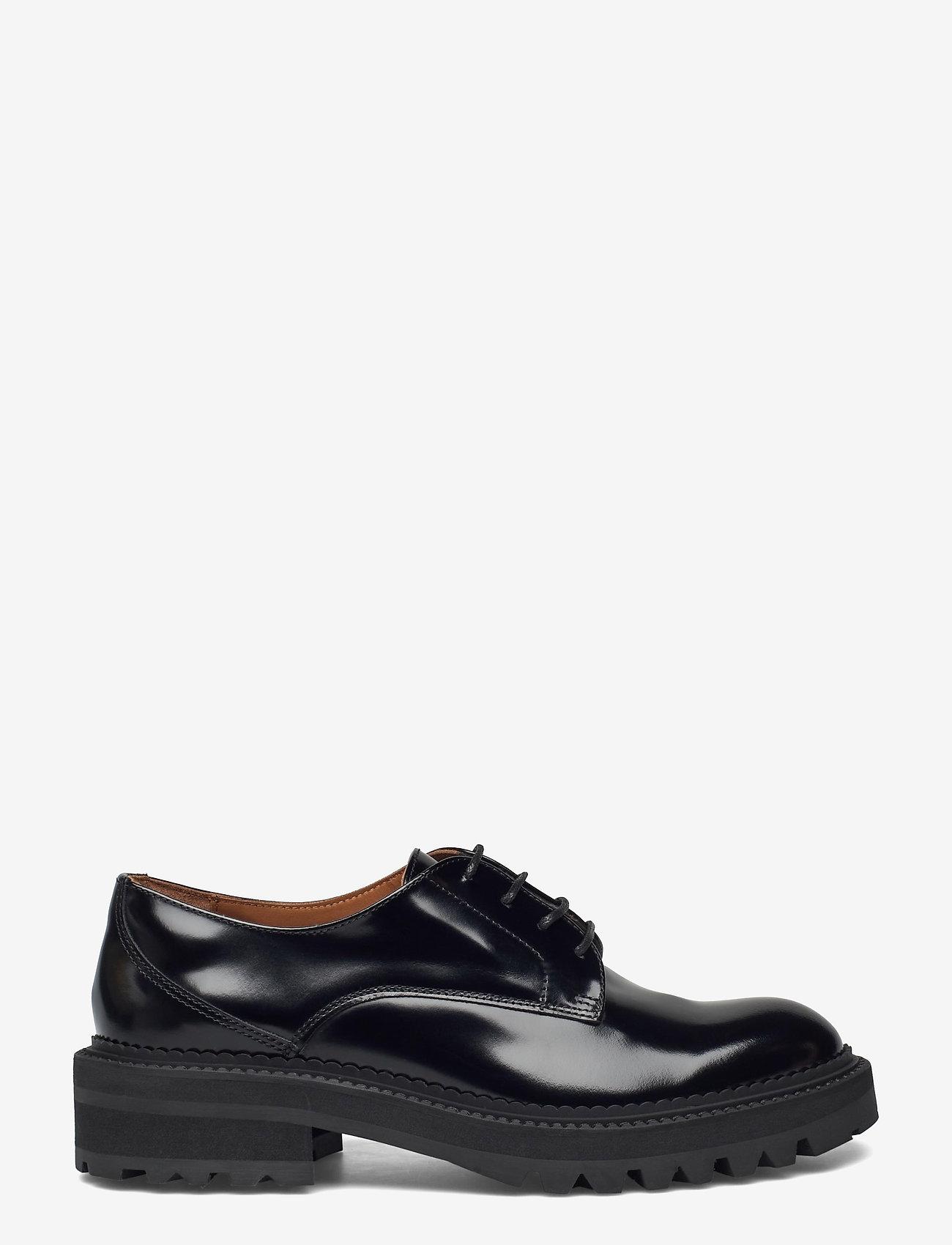 Billi Bi - Shoes A1496 - snörskor - black polido  900 - 1