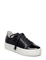 SHOES - BLACK PATENT/BLACK NAPPA 270