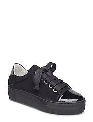 SHOES - BLACK PAT./BL.SUE/BL.SOLE 250