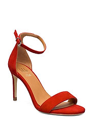14451 Sandals - RED SUEDE 59