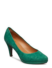 SHOES - GREEN VERDECA SUEDE 54