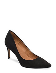 Pumps 16111 - BLACK SUEDE 50