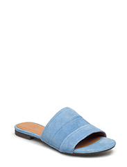 SANDALS - CLEAR BLUE SUEDE 511