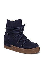 BOOTS - NAVY SUEDE 511