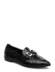 Shoes 3300 - BLACK POLO TEN./SILVER 303