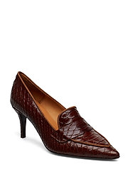 Pumps 3327 - COGNAC POLO TENERIFE 25