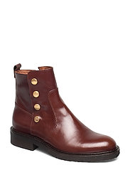 Boots 3526 - NUT BROWN NAPPA 852