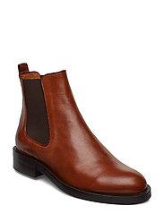 Boots 3540 - DARK COGNAC 4807 NAPPA 76