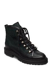 Boots 3550 - ARMY NUBUCK/BLACK COMB. 847
