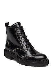 Boots 3551 - SOFT POLIDO BLACK/SILVER 903